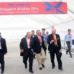 Hosted VIP Tour of the Singapore Air Show 2014