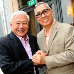 Founding Patrons GEN (Ret'd) Winston Choo and Former Vice President Try Sutrisno