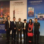 The Pinnacle Club delegation hosted to a tour in Zhu Hai