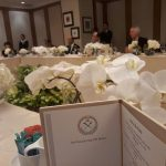 Opening Dinner of the Pinnacle Club event in Bangkok