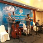 Musical Performance at the dinner hosted by the Chaturamit Mongkon Elite Group at Lakewood Golf and Country Club